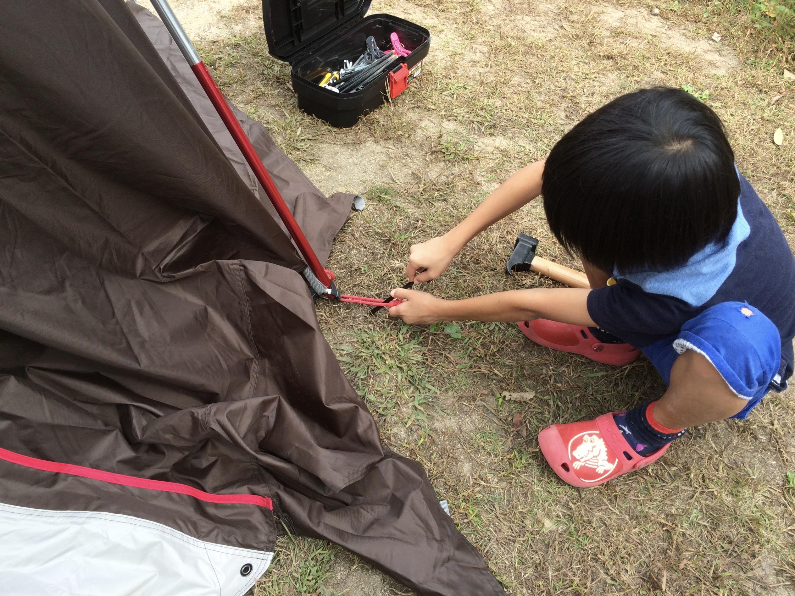 十二坊温泉ゆららキャンプ