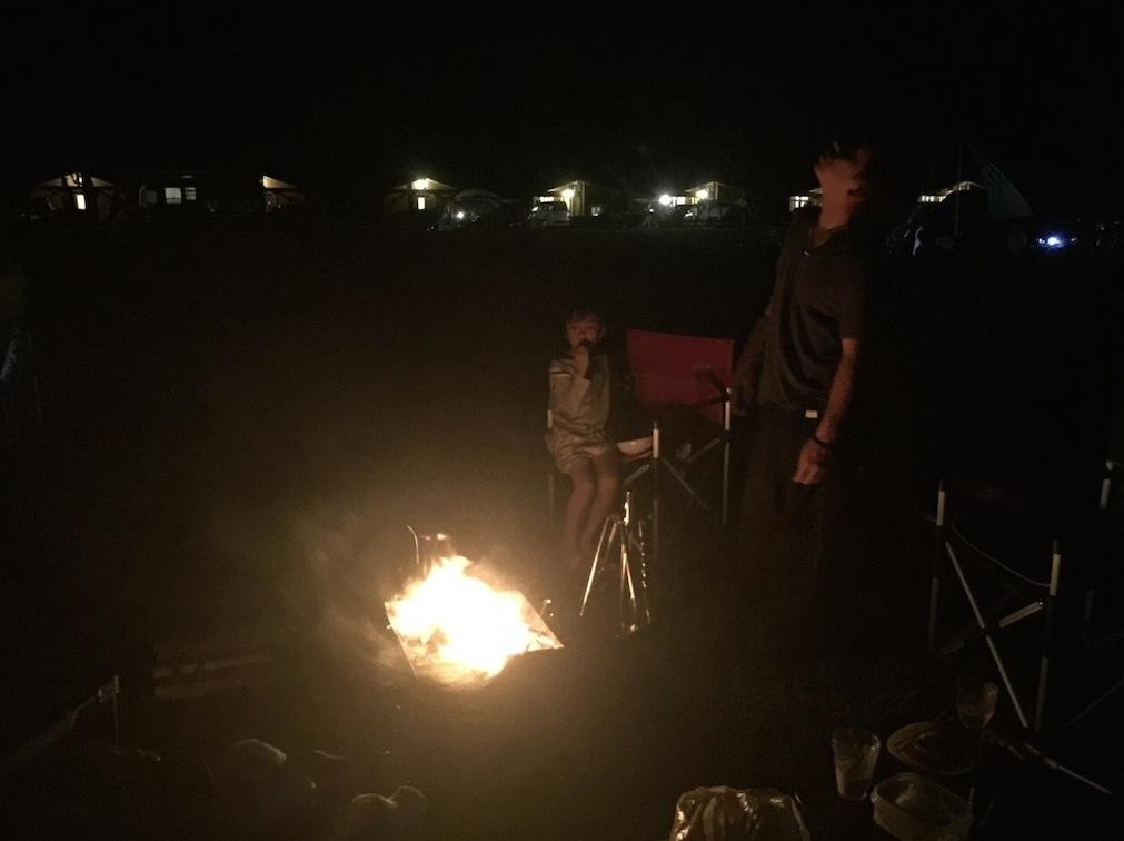 淡路 じゃのひれオートキャンプ場
