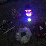 赤穂海浜公園キャンプ2日目 「テント装飾でクリスマス気分」♪